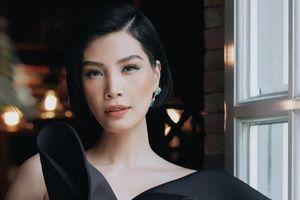Cựu siêu mẫu Vũ Cẩm Nhung chia sẻ cuộc sống áp lực làm dâu nhà đại gia
