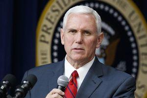 Vụ tàu Địa chất hải dương 8: Phó tổng thống Mỹ lên tiếng