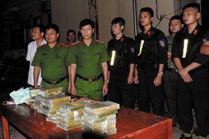 Hà Tĩnh: Phá thành công chuyên án ma túy lớn