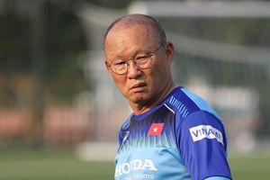 Báo Hàn: 'Mức lương hiện tại là thiệt thòi cho HLV Park'