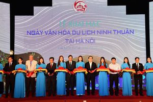 Khai mạc Ngày Văn hóa, Du lịch Ninh Thuận tại Hà Nội