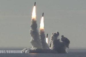 Vũ khí hạt nhân: Kim bài miễn tử của Nga
