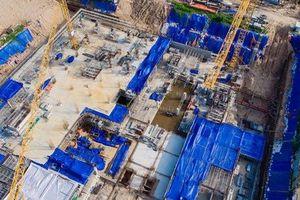 Toàn cảnh bệnh viện 5 sao 2.000 tỉ đồng xây 'chui' sắp bị cưỡng chế