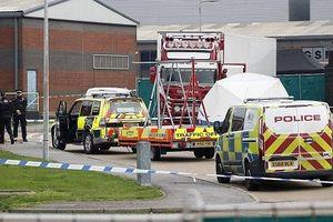 Đại sứ quán Trung Quốc tại Anh: Chưa thể khẳng định quốc tịch của 39 nạn nhân