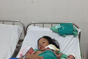 Quảng Nam: Sản phụ sinh 3 bằng phương pháp sinh thường
