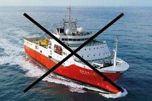 Bộ Ngoại giao thông tin nhóm tàu Hải Dương 8 Trung Quốc rút khỏi Việt Nam