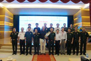 Hội CCB Tập đoàn tuyên truyền nâng cao nhận thức về an ninh biển đảo