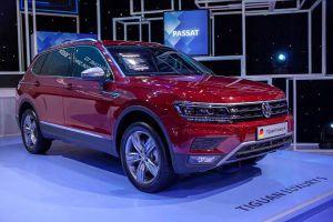 Touareg - ngôi sao của Volkswagen ở Vietnam Motor Show 2019