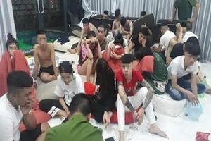 Nhóm thanh niên Đà Nẵng mở tiệc ma túy mừng sinh nhật
