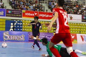 Việt Nam có vượt 'ải' Thái Lan ở bán kết Giải futsal vô địch Đông Nam Á 2019?