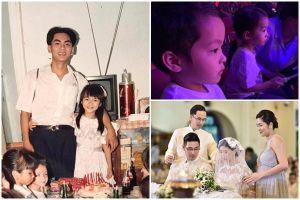 Loạt ảnh đắt giá được Tăng Thanh Hà tiết lộ ngày sinh nhật: 7 tuổi xinh như thiên thần, lần đầu khoe ảnh bầu bí