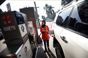 Giá dầu thế giới nới rộng đà tăng
