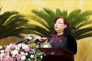 HĐND TP Hà Nội quyết nghị về đầu tư vốn ngân sách và các dự án đầu tư công