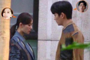Lưu Thi Thi, Chu Nhất Long ôm nhau ngọt ngào trong hậu trường phim 'Thương yêu chính mình'