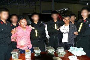 Hà Tĩnh: Bắt 2 đối tượng vận chuyển 30 bánh heroin và 6000 viên ma túy tổng hợp