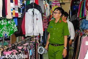 Phòng ngừa cháy, nổ tại các chợ dịp cuối năm