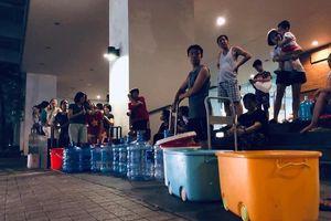 Nước sạch sông Đà: Xin lỗi kiểu 'dấu treo', 'thông cáo'