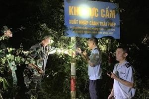 Nhọc nhằn cuộc chiến chống buôn lậu trên tuyến biên giới Lạng Sơn