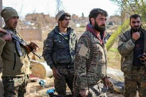 Lực lượng Dân chủ Syria kêu gọi quốc tế hỗ trợ