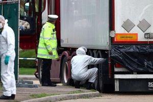 Báo Trung Quốc: Anh phải chịu trách nhiệm vụ 39 thi thể trong xe container
