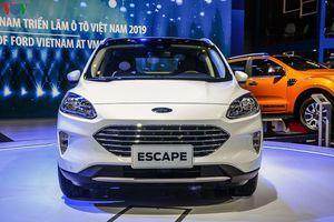Ford Escape - mẫu xe 'bí hiểm' tại Triển lãm ô tô Việt Nam 2019