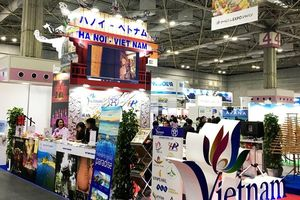 Lữ hành Nhật Bản muốn được hỗ trợ hoạt động đưa khách đến Hà Nội