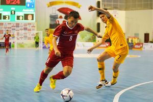 Tuyển Việt Nam quyết đấu Myanmar tranh vé dự giải Futsal châu Á