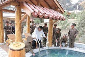 Toàn cảnh hành trình ông Kim Jong Un tại khu nghỉ dưỡng Triều Tiên