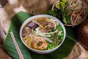 Những món ăn ngon ngất ngây, đậm đà ẩm thực xứ Huế