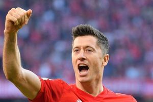 Lewandowski tạo kỷ lục ghi bàn ở Bundesliga