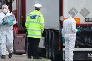 'Giấc mơ Anh' và 'cơn ác mộng' trong những thùng container chết người