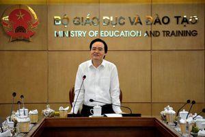 Giáo dục Đại học: Sẽ ban hành chuẩn chương trình đào tạo các ngành vào năm 2023