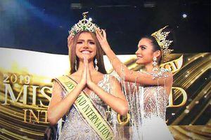 Người đẹp Venezuela đăng quang Miss Grand 2019, Kiều Loan dừng chân Top 10