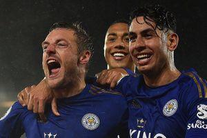 Leicester đè bẹp Southampton với tỷ số kinh hoàng
