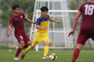U19 Việt Nam giành chiến thắng trước đội bóng châu Âu