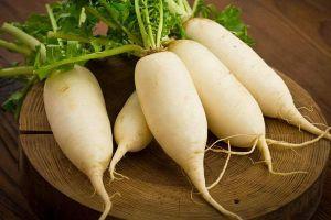 Ăn 1 củ cải trắng mỗi ngày mang lại 8 lợi ích sức khỏe này