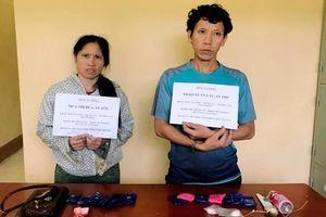 Biên phòng Thanh Hóa: Bắt 2 đối tượng, thu giữ 2.800 viên ma túy tổng hợp