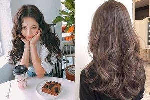 101 kiểu tóc xoăn đẹp quên sầu lại không già chút nào cho chị em điều đà diện mùa thu đông