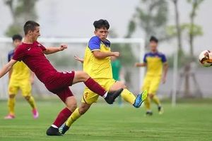 FK Sarajevo để thua U.19 Việt Nam trước khi bước vào giải U.21 quốc tế tại Đà Nẵng