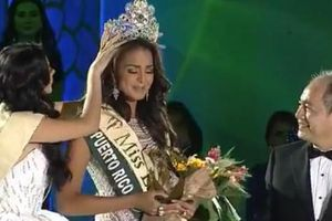 Hoàng Hạnh trắng tay, người đẹp Puerto Rico đăng quang Hoa hậu trái đất 2019