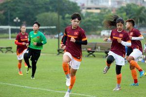Việt Nam quyết tâm giành điểm trước chủ nhà Thái Lan