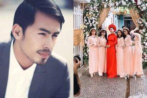Vợ cũ cố người mẫu Duy Nhân lên xe hoa sau 4 năm chịu tang chồng