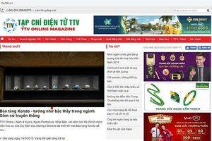 'Cần mạnh tay dẹp bỏ các tạp chí hoạt động sai tôn chỉ mục đích'