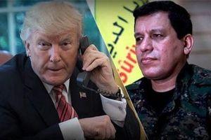 SDF di chuyển về phía mỏ dầu để được Mỹ bảo vệ
