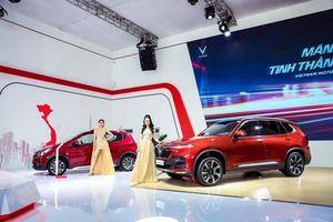 Vì sao xe VinFast 'hút khách' tại Vietnam Motor Show 2019?