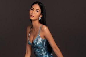 Hoàng Thùy khoe vòng đo 'nghẹt thở' trước ngày dự thi Miss Universe 2019