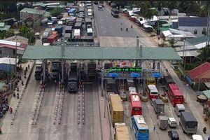 Tổ chức giao thông trên QL.1 đoạn qua thị xã Cai Lậy