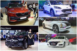 5 mẫu xe nổi bật nhất tại Vietnam Motor Show 2019
