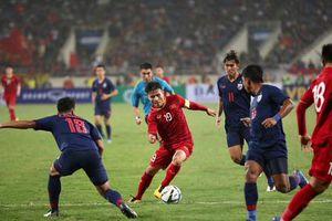 Báo Hàn Quốc: 'Bóng đá Việt Nam tiến bước nhanh như gió'