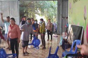 Công an vào cuộc điều tra nhóm người xông vào Tịnh thất Bồng Lai đập phá đồ đạc